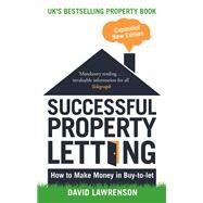 Successful Property Letting by Lawrenson, David, 9781472119940