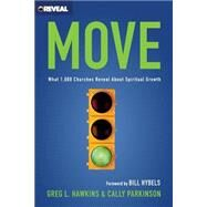Move by Hawkins, Greg L.; Parkinson, Cally; Hybels, Bill, 9780310529941