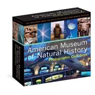 American Museum of Natural History Card Deck by American Museum of Natural History; Sobel, David, 9781579129941