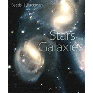 Stars and Galaxies by Seeds, Michael A., 9781337399944