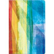 RVR 1960 Biblia de Estudio Arco Iris, multicolor símil piel by Unknown, 9781586409944