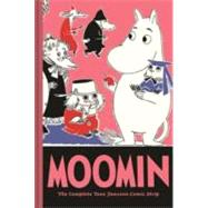 Moomin Book Five The Complete Tove Jansson Comic Strip by Jansson, Tove, 9781897299944