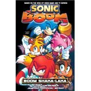 Sonic Boom Vol. 2 by SONIC SCRIBES, 9781627389945