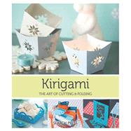 Kirigami Pop Up Cards and Motifs to Cut Out