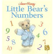 Little Bear's Numbers by Hissey, Jane, 9781908759948