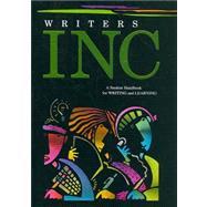 Writer's Inc.a Student Handbook for writing and learning: Student Edition Handbook Grades 9 - 12 by Sebranek; Sebranek, Patrick; Kemper, Dave; Meyer, Verne, 9780669529951