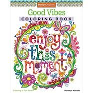Good Vibes Coloring Book by Mcardle, Thaneeya, 9781574219951