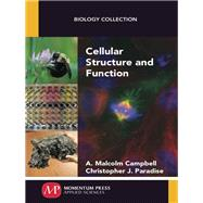 Cellular Structure and Function by Campbell, Malcolm, 9781606509951