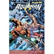 Aquaman Vol. 4: Death of a King (The New 52) by JOHNS, GEOFFPELLETIER, PAUL, 9781401249953
