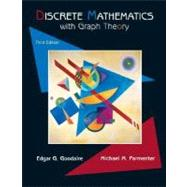 Discrete Mathematics with Graph Theory by Goodaire, Edgar G.; Parmenter, Michael M., 9780131679955