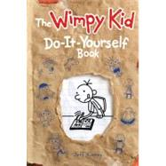 The Wimpy Kid Do-It-Yourself Book by Kinney, Jeff, 9780810989955