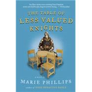 The Table of Less Valued Knights by Phillips, Marie, 9780307359957