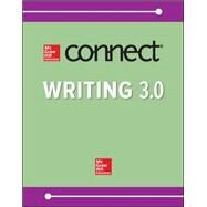 Connect Writing 3.0 Access Card by Unknown, 9781259129957