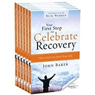 Your First Step to Celebrate Recovery Outreach Pack by Baker, John; Warren, Rick, 9780310529958