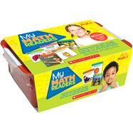 My Math Readers CLASSROOM TUB 25 Easy-to-Read Books That Teach Key Math Concepts by Charlesworth, Liza, 9780545799959