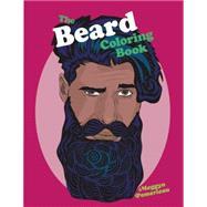The Beard Coloring Book by Pomerleau, Meggyn, 9781621069959