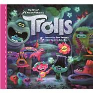 The Art of Trolls by Schmitz, Jerry, 9781937359959