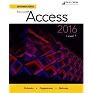 MICROSOFT ACCESS 2016 BENCHMARK SERIES LEVEL 1 9780763869960N