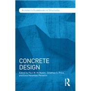 Concrete Design by McMullin; Paul W., 9781138829961