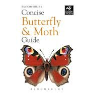 Concise Butterfly & Moth Guide by Unknown, 9781472909961
