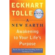 A New Earth (Oprah #61) by Tolle, Eckhart, 9780452289963