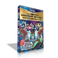 The Voltron Legendary Defender Chapter Book Collection by Various; Spaziante, Patrick, 9781534429963
