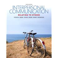 Interpersonal Communication Plus NEW MyCommunicationLab for Interpersonal -- Access Card Package, 8/e by BEEBE & BEEBE, 9780134319964