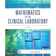 Mathematics for the Clinical Laboratory by Doucette, Lorraine J., 9780323339964