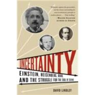 Uncertainty by LINDLEY, DAVID, 9781400079964