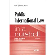 Public International Law in a Nutshell by Buergenthal, Thomas; Mursphy, Sean D., 9780314279965