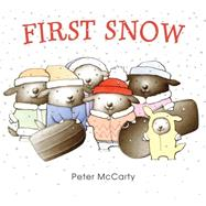 First Snow by McCarty, Peter; McCarty, Peter, 9780062189967
