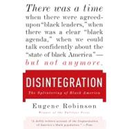 Disintegration by Robinson, Eugene, 9780767929967
