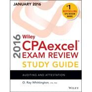 Wiley CPAexcel Exam Review January 2016 by Whittington, O. Ray, Ph.D., 9781119119968