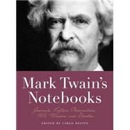 Mark Twain's Notebooks by De Vito, Carlo, 9781579129972