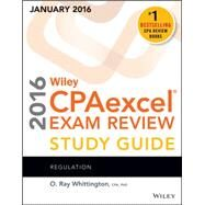 Wiley CPAexcel Exam Review January 2016 by Whittington, O. Ray, Ph.D., 9781119119975