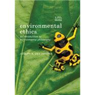 Environmental Ethics by Des Jardins, Joseph R., 9781133049975