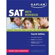 Kaplan SAT Math Workbook by Kaplan, 9781419549977