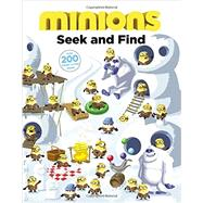 Minions: Seek and Find by King, Trey; Fractured Pixels, 9780316299978