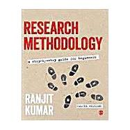 Research Methodology: A Step-by-step Guide for Beginners by Kumar, Ranjit, 9781446269978