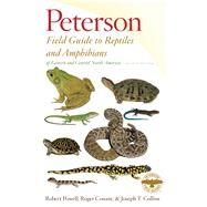 Peterson Field Guide to Reptiles and Amphibians of Eastern and Central North America by Powell, Robert; Conant, Roger; Collins, Joseph T.; Conant, Isabelle Hunt; Johnson, Tom R., 9780544129979
