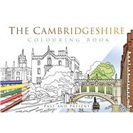 The Cambridgeshire Colouring Book by History Press, 9780750979979