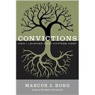 Convictions by Borg, Marcus J., 9780062269980