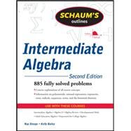 Schaum's Outline of Intermediate Algebra, Second Edition by Steege, Ray; Bailey, Kerry, 9780071629980