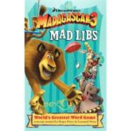 Madagascar 3 Mad Libs by Price, Roger; Stern, Leonard, 9780843169980