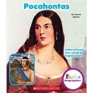 Pocahontas by Mattern, Joanne, 9780531209981