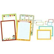 Hipster Classroom Organizers Bulletin Board Set by Carson-Dellosa Publishing Company, Inc., 9781483829982