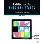 Politics in the American States by Gray, Virginia; Hanson, Russell L.; Kousser, Thad, 9781608719983