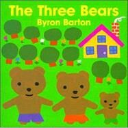 3 BEARS                     BB by BARTON, 9780694009985