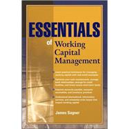 Essentials of Working Capital Management by Sagner, James, 9780470879986