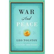War and Peace by TOLSTOY, LEOPEVEAR, RICHARD, 9781400079988
